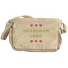 Grandmom Leah Messenger Bag