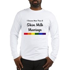 Deserve More Than Skim Milk Marriage - Rainbow Bar