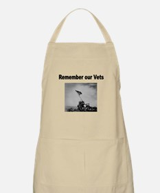 Remember Our Vets Apron