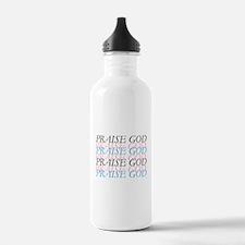 PRAISE GOD Water Bottle