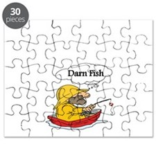 Darn Fish Puzzle