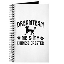 Chinese Crested Dog Designs Journal