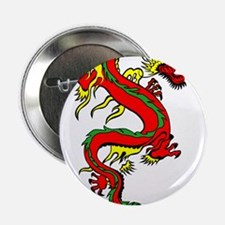 """Red Dragon 2.25"""" Button"""
