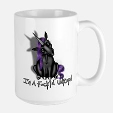 Ima Fuckin Unicorn /Black Mug