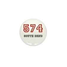 574 Mini Button (100 pack)