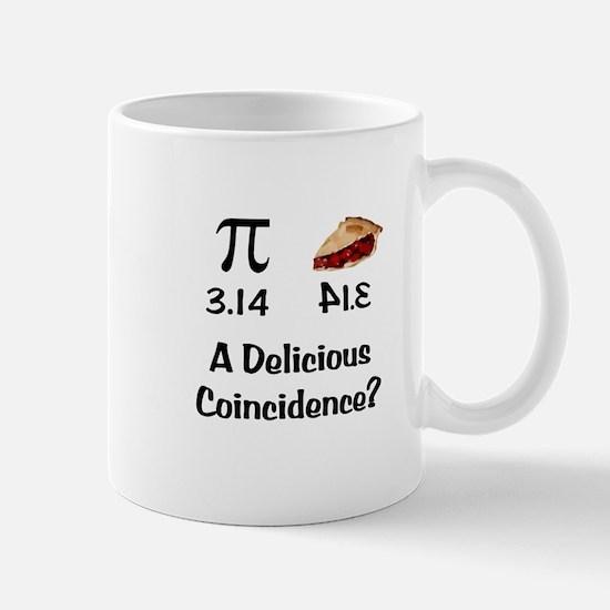 Pi Coincidence Mug