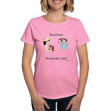 Blood Drives T-Shirt