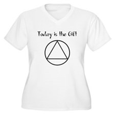 Today is the Gift Plus Size T-Shirt