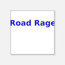 Road Rage Sticker