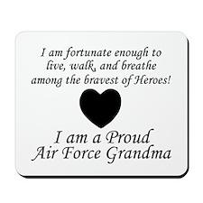 AF Grandma Fortunate Mousepad