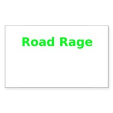 Road Rage Decal