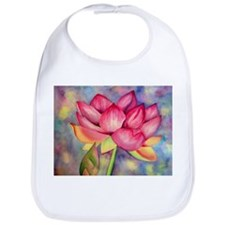 Lotus Flower Bib