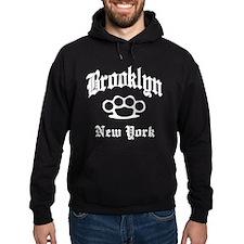 Brooklyn NYC Knuckles Hoodie