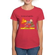 Bro Flamethrower T-Shirt