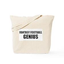 """""""GENIUS"""" Tote Bag"""