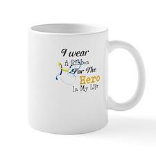 Down syndrome Hero Mug