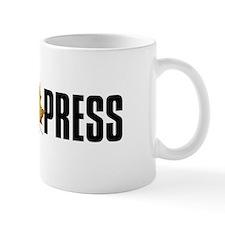 CLASSIC 2LEAF PRESS Mug