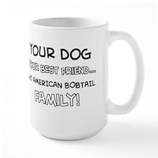 American Bobtail Cat designs Mug