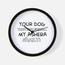 Ashera Cat designs Wall Clock