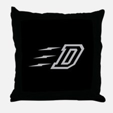 Darkspeed Throw Pillow