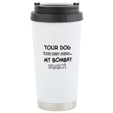 Bombay Cat designs Travel Mug