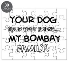 Bombay Cat designs Puzzle