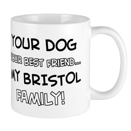 Bristol Cat designs Mug