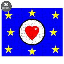 Heartland Flag Puzzle