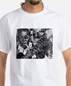 King of the Delta BLUES Guitar players T-Shirt