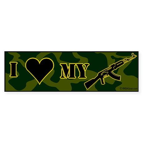 I LUV MY AK-47