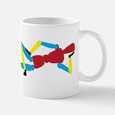 Colorful Mannequin Mug