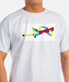 Colorful Mannequin T-Shirt