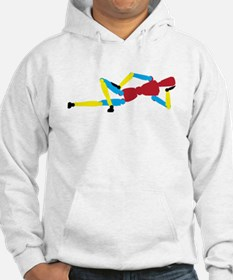 Colorful Mannequin Hoodie