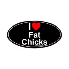 Fat Chicks Patches