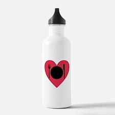 eat Water Bottle