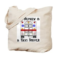 Taxi Driver Nephew Tote Bag
