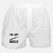 Bassoon Designs Boxer Shorts
