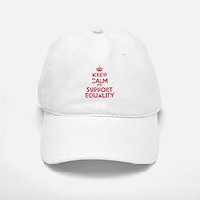 K C Support Equality Baseball Baseball Baseball Cap