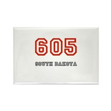 605 Rectangle Magnet