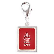 K C April Baby Charms