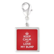K C Love My Bump Charms