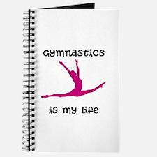 Gymnastics is My Life Journal