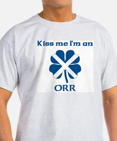Orr Family Ash Grey T-Shirt