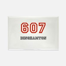 607 Rectangle Magnet