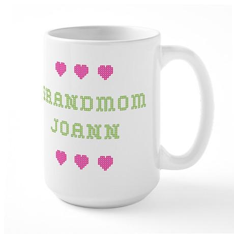 Grandmom Joann Mug