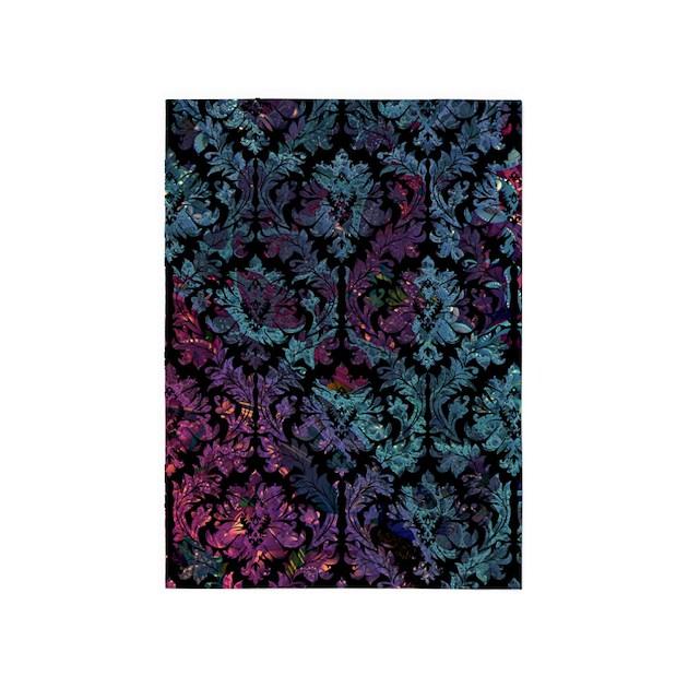 purple damask rug for - photo #30