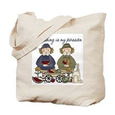 Gardening Is My Passion Tote Bag