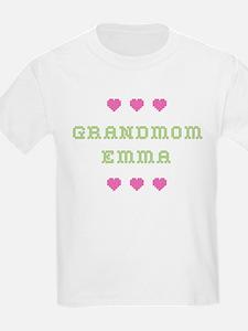 Grandmom Emma T-Shirt