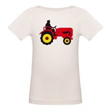 farmer with a tractor T-Shirt