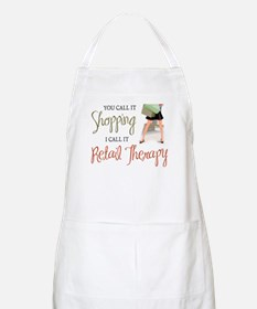 Retail Therapy BBQ Apron